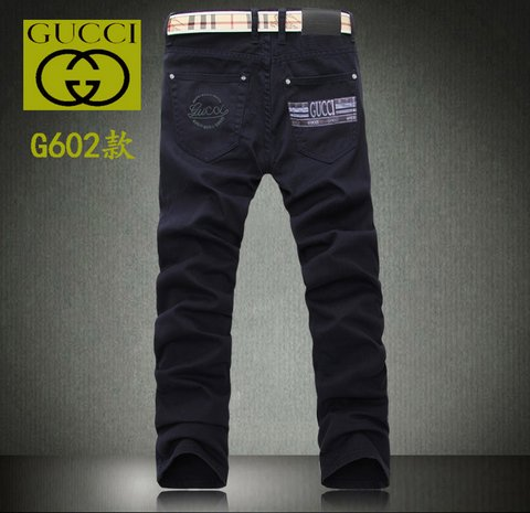 wholesale Men's Gucci Jeans 2012 new style No. 50