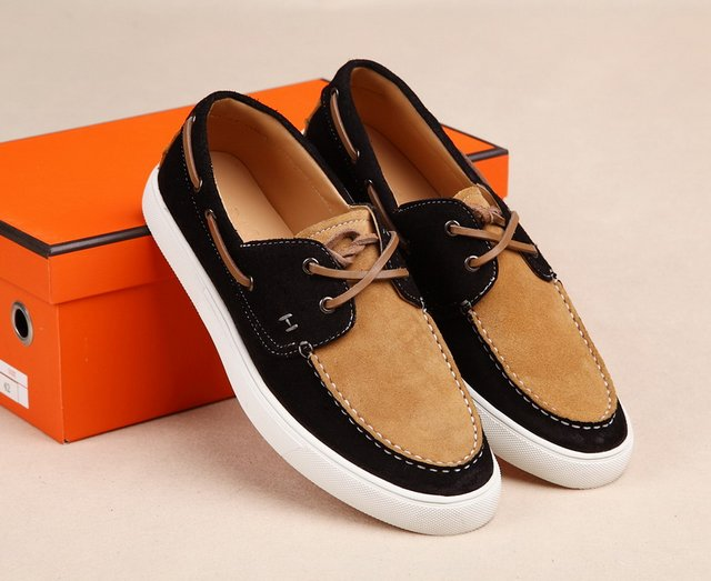 Cheap Men's Hermes Shoes wholesale No. 70